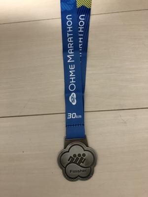青梅マラソンメダル.jpg