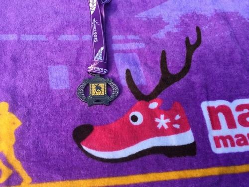 奈良マラソン メダル.jpg